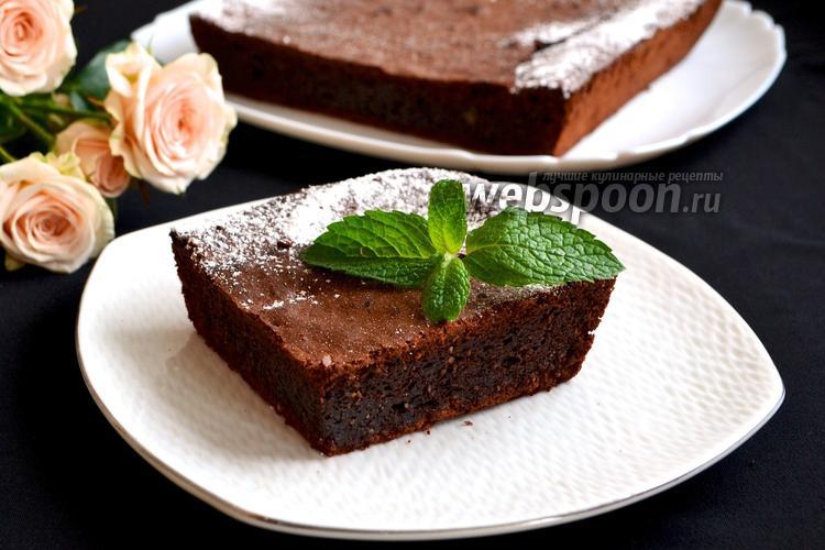 Фото Шоколадный торт «Бароззи»