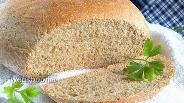 Фото рецепта Хлеб с отрубями