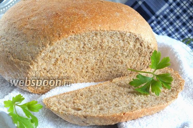 хлеб рецепт с отрубями