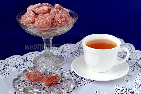 Яблочно-сливовый мармелад в мультиварке