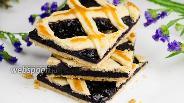 Фото рецепта Черничный пирог