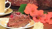 Фото рецепта Шведский шоколадный торт