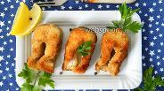 Фото рецепта Жареная щука