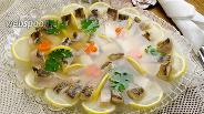 Фото рецепта Судак заливной