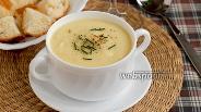 Фото рецепта Крем-суп из корневого сельдерея