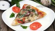 Фото рецепта Пицца деревенская