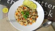 Фото рецепта Рис с чечевицей и овощами