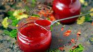 Фото рецепта Калина на меду