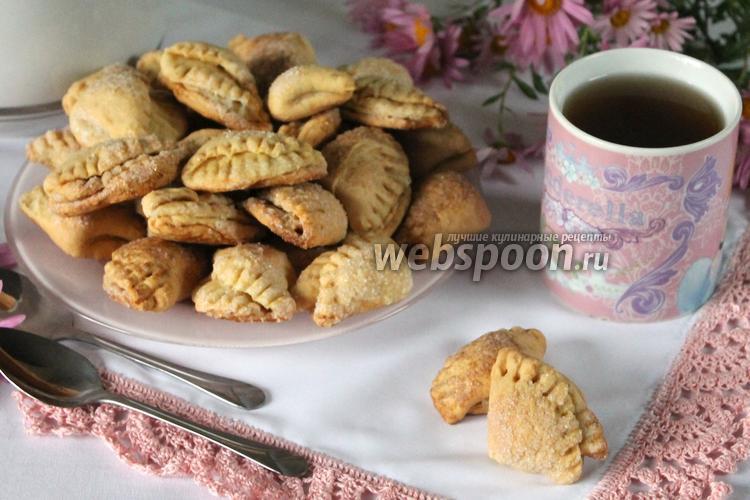 Фото Творожное печенье «Ракушки»