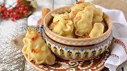 Фото рецепта Вареники с творогом и картошкой
