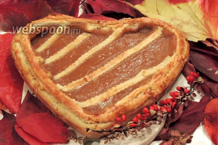 Фото Шведский яблочный пирог