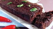 Фото рецепта Мексиканский шоколадный кекс