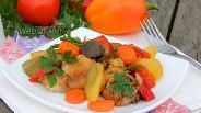 Фото рецепта Хашлама из курицы