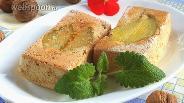 Фото рецепта Шарлотка с грушами