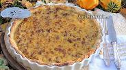 Фото рецепта Тыквенно-мясной кухен