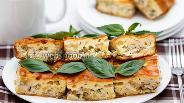 Фото рецепта Заливной пирог с курицей и картофелем