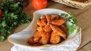 Фото рецепта Куриное филе в томатном соусе