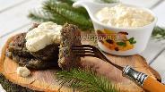 Фото рецепта Драники с грибами