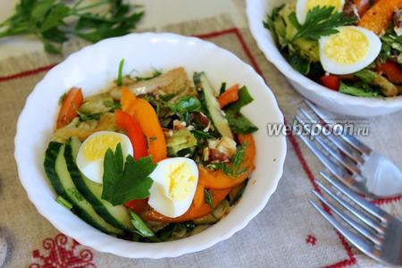 Салат овощной «Осенний»