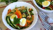Фото рецепта Салат овощной «Осенний»