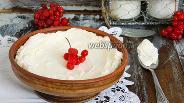 Фото рецепта Домашний греческий йогурт