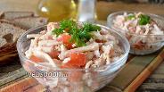 Фото рецепта Салат с редькой
