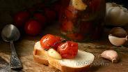 Фото рецепта Маринованные помидоры черри