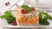 Фото рецепта Салат из топинамбура, моркови и яблок