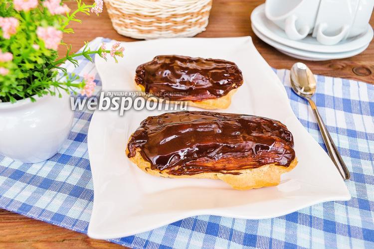 Фото Заварные пирожные