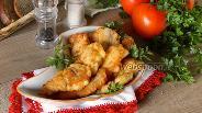 Фото рецепта Филе пангасиуса в сырном кляре