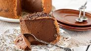 Фото рецепта Шоколадно-кофейный сырник