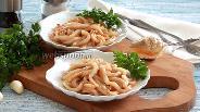 Фото рецепта Хе из кальмаров