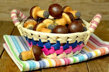 Печенье «Боровички»