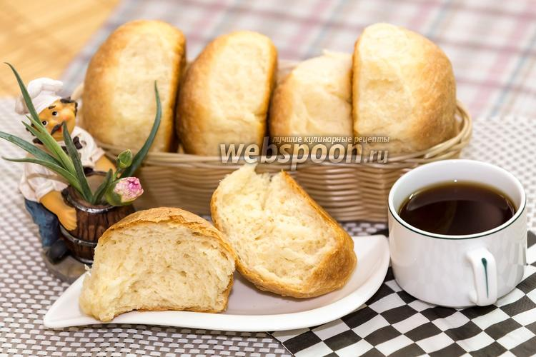 Фото Итальянские булочки
