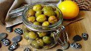 Фото рецепта Засолка оливок