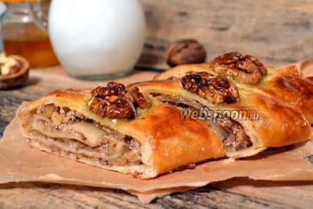 Фото рецепта Домашняя пахлава по-армянски