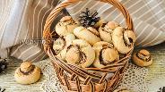 Фото рецепта Печенье «Грибочки»