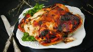 Фото рецепта Фаршированный цыплёнок