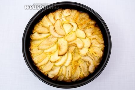 Тарт с яблоками и франжипаном готов. Какой аромат!  Приятного аппетита!
