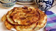 Фото рецепта Чебуреки с бараниной