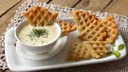 Фото рецепта Картофельные вафли