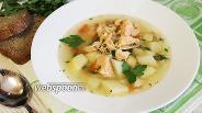 Фото рецепта Рыбный суп из сёмги