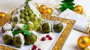 Фото рецепта Капуста романеско и брюссельская в пароварке