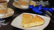 Фото рецепта Творожная запеканка «Неженка» в мультиварке