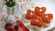 Фото рецепта Томатный террин с брынзой и орехами