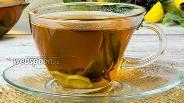 Фото рецепта Имбирный чай