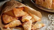 Фото рецепта Печенье «Треугольники»