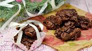 Фото рецепта Печенье «Песчаные розы»