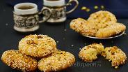 Фото рецепта Печенье «Баразек»