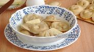Фото рецепта Пельмени с картофелем по-белорусски